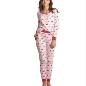 0ac3ec6292 leveret Intimates   Sleepwear - Pink Horse Lovers Cotton Pajama Set
